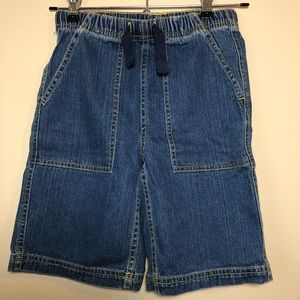 Hanna Andersson | NWT Boys Blue Jean Shorts 120cm